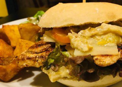 restaurant woluwe burgers deliveroo bichon